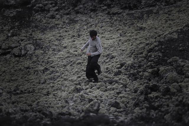 """Sem Título #09, imagem da série """"Uma e outra erupção"""", de Ilana Lichtenstein, Prêmio Diário Contemporâneo."""