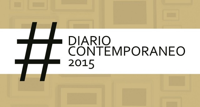 #DiarioContemporaneo2015  - Hashtag