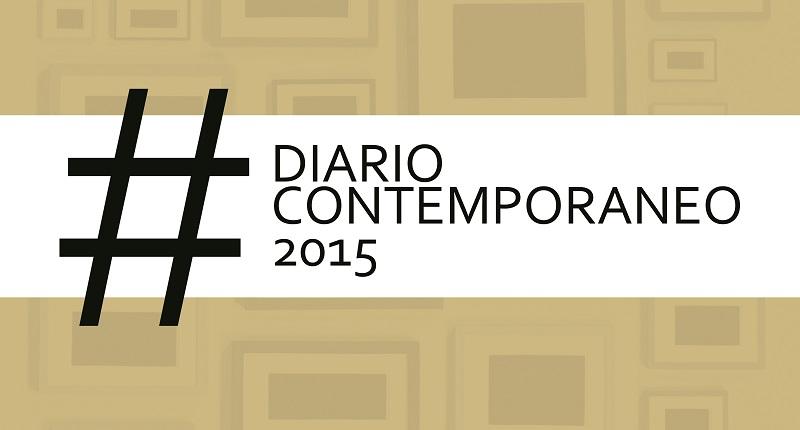#DiarioContemporaneo2015 - Hashtag