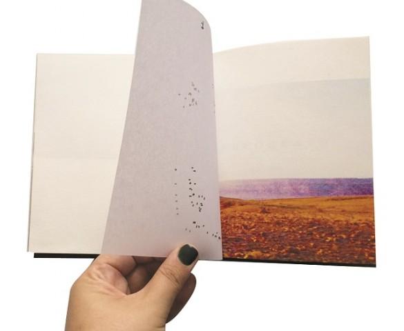 Livro recôncavo - Foto: Fernanda Grigolin