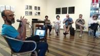 """O sábado (11) foi marcado por uma intensa agenda de encontros promovidos por """"Poéticas, fotografia e museus"""", do Prêmio Diário Contemporâneo de Fotografia."""